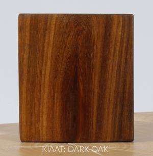 Kiaat Dark Oak
